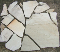 Willow Sandstone - natural split (21m2/crate)