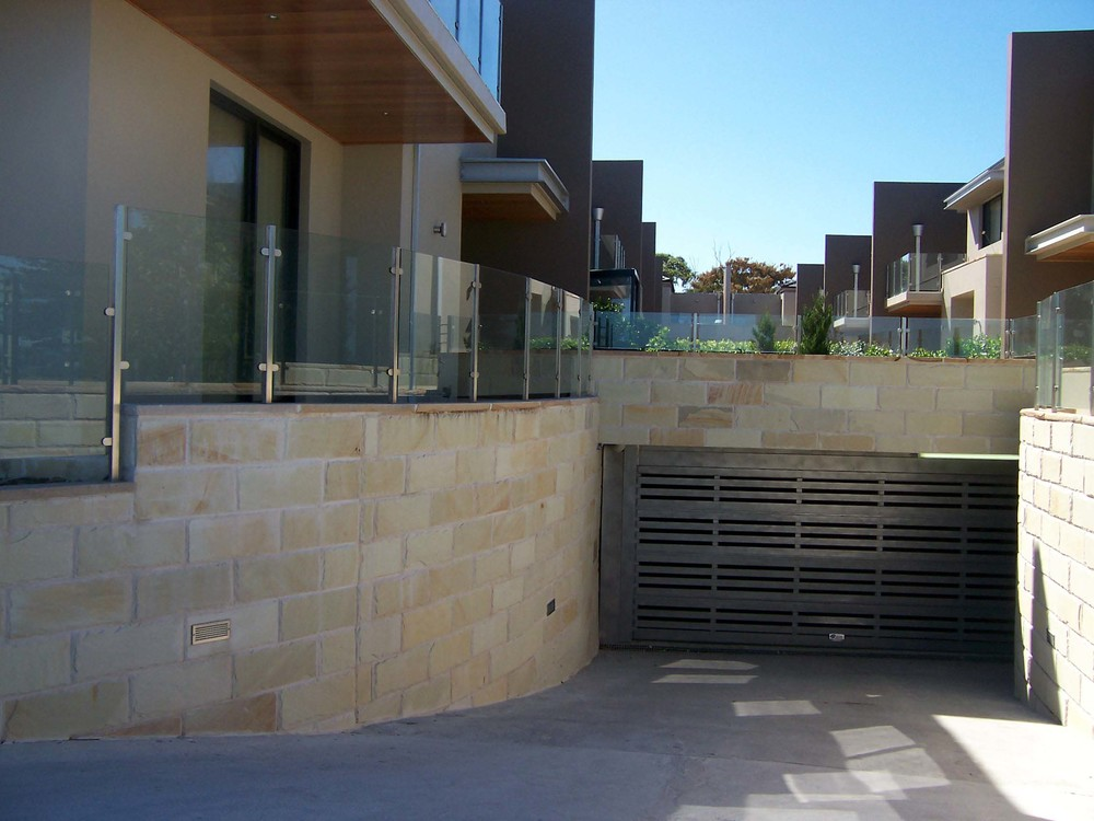 Willow Sandstone Cladding