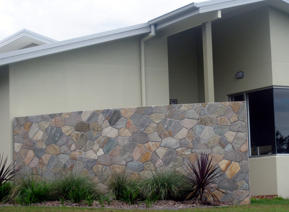Natural Stone Cladding For Outdoor Wall Amp Landscaping