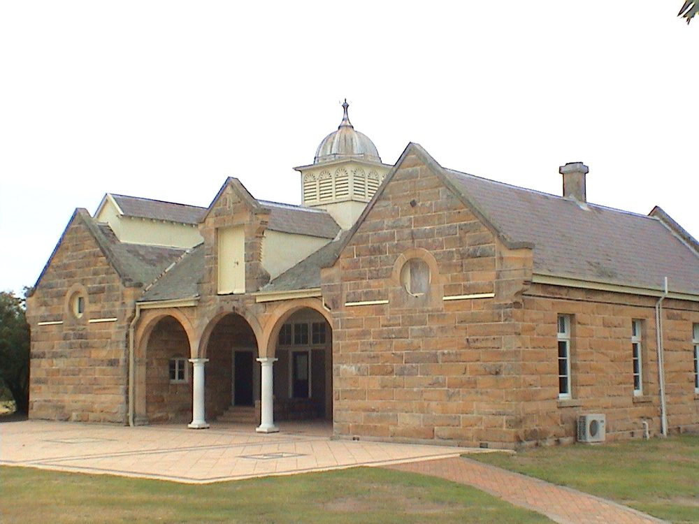 The Old Stables, The Kings School, Parramatta