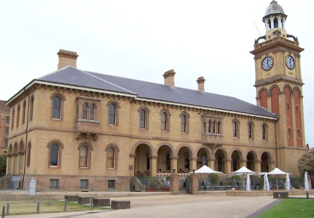 Customs House, Newcastle
