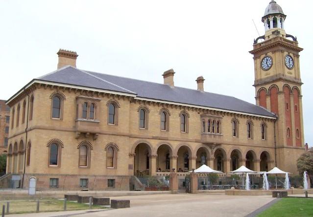 Customs House, Newcastle