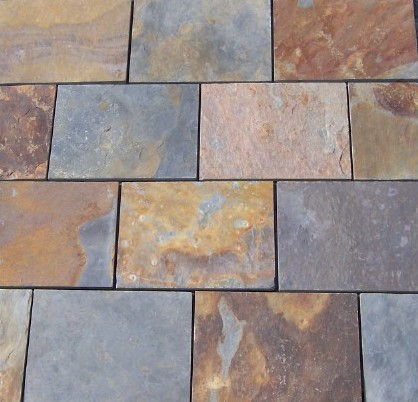 north country - Slate Floor Tiles