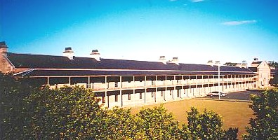 Victoria Barracks, Sydney
