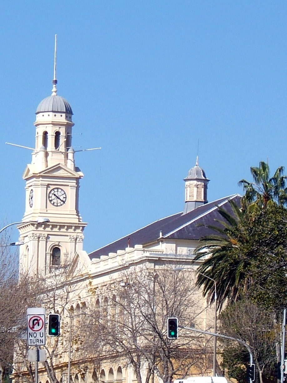 Paddington Town Hall, Sydney