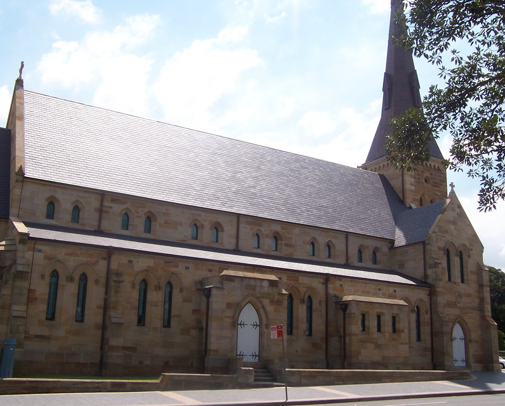 St Patricks Cathedral Parramatta