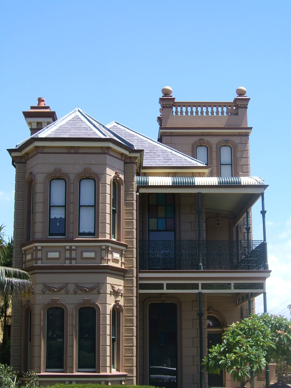 Manor House, Randwick