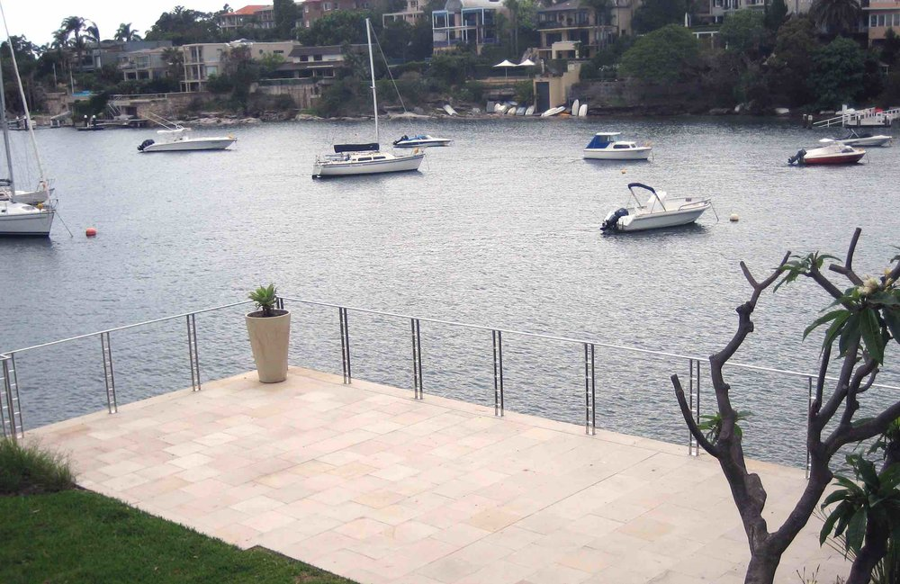 Willow Sandstone - Harbour Deck