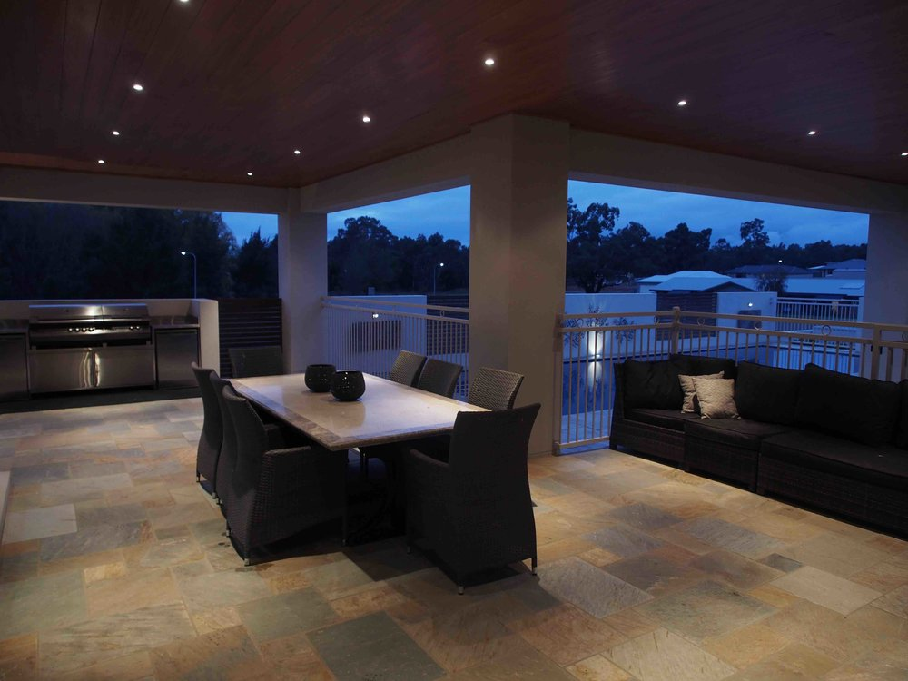 Sofala Quartzite - Outdoor Living