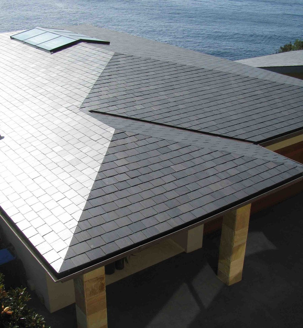 Slate Roof - Palm Beach, Sydney