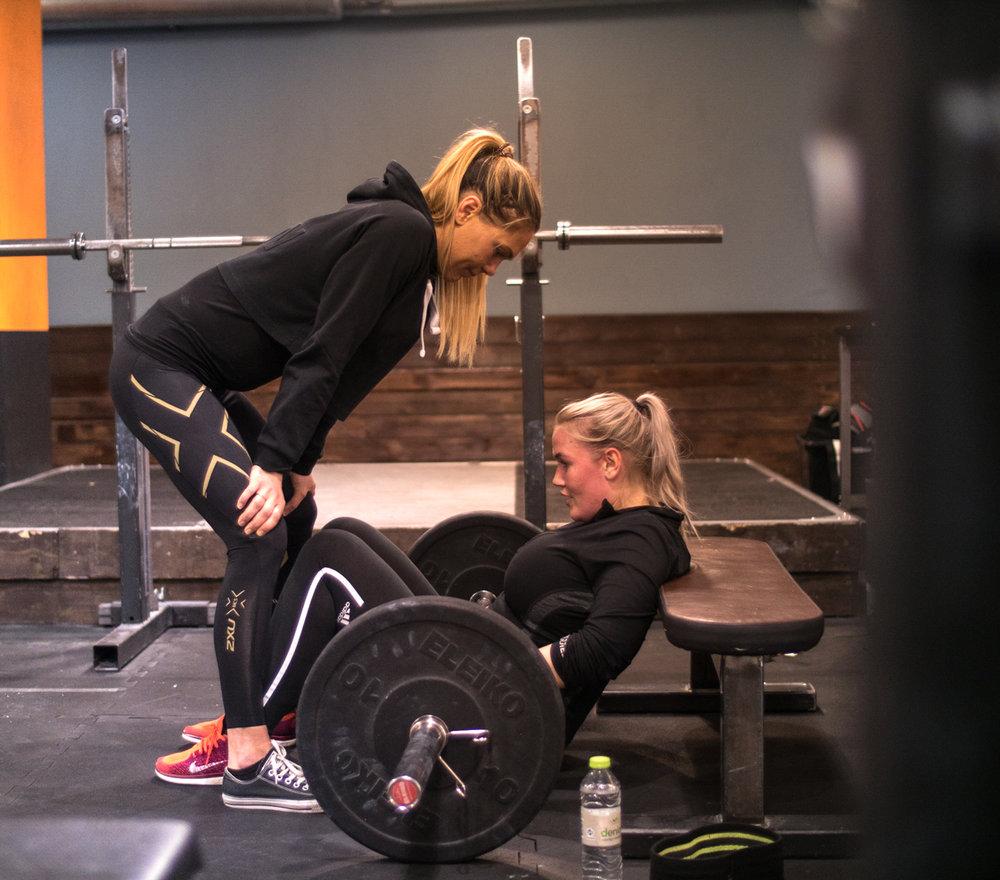 Mit mål er at give dig de redskaber du mangler for at se det resultat du ønsker - effektivt!  - - Camille