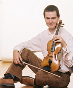Darragh Morgan - Violin