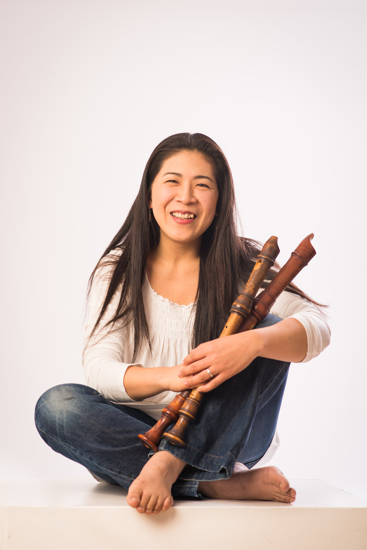 Naomi Okuda - recorder