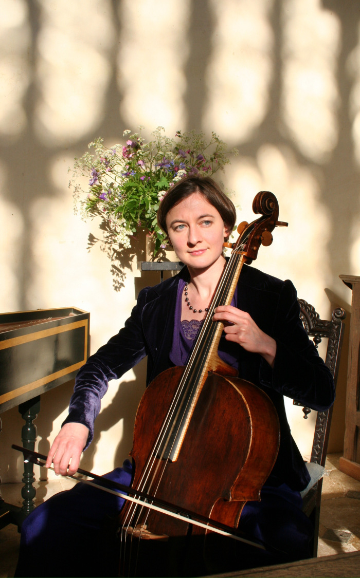 Poppy Walshaw - cello