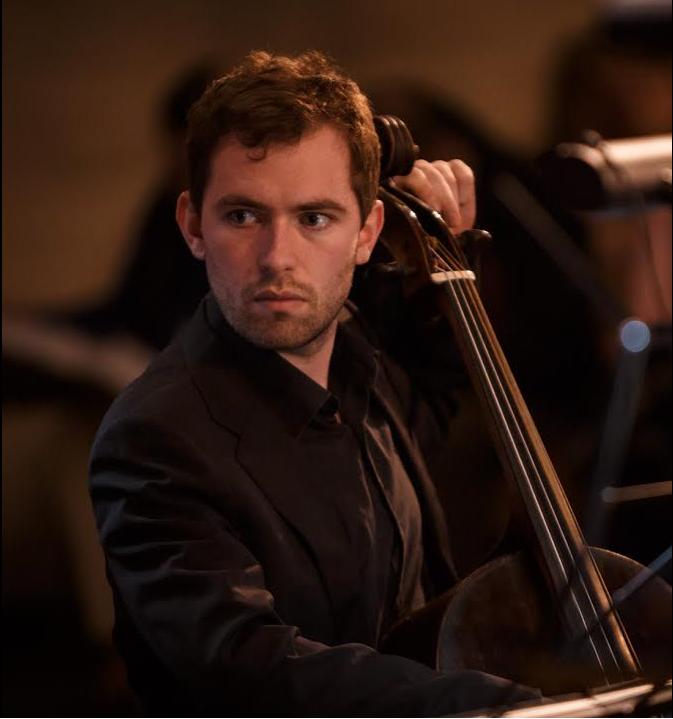 Gavin Kibble - cello