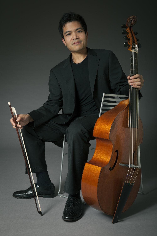 Ibrahim Aziz - viola da gamba