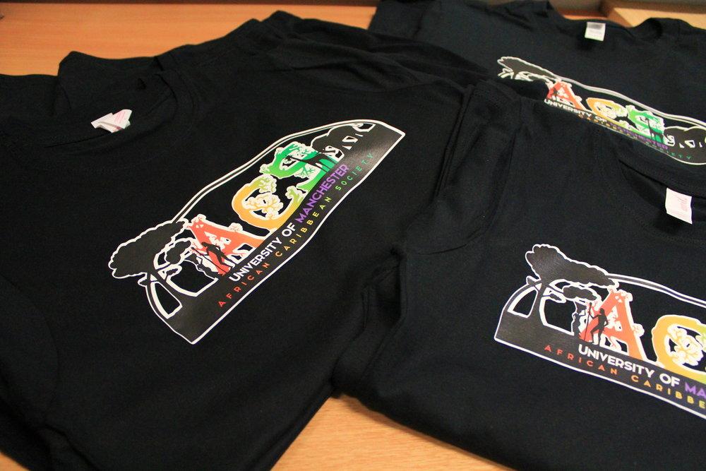 Manchester ACS T-Shirts