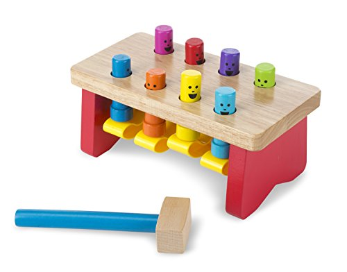Melissa and Doug Deluxe Pounding Bench Activity Center
