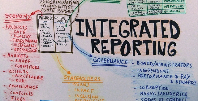 image:  Integrated Reporting by OlBrug  via Flickr
