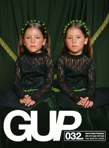 GUP Magazine #32 Mexico Issue