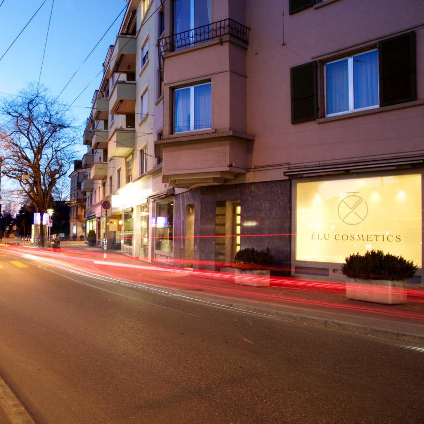 Kosmetikstudio_Zürich_Aussen