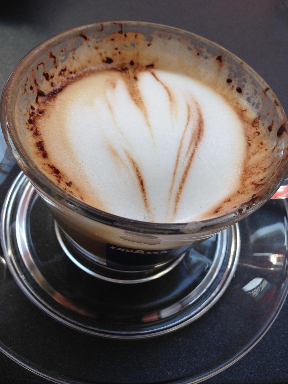 I. Italian Cappuccinos!