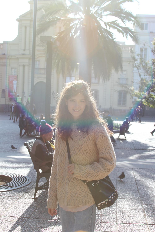 At Plaza de Armas