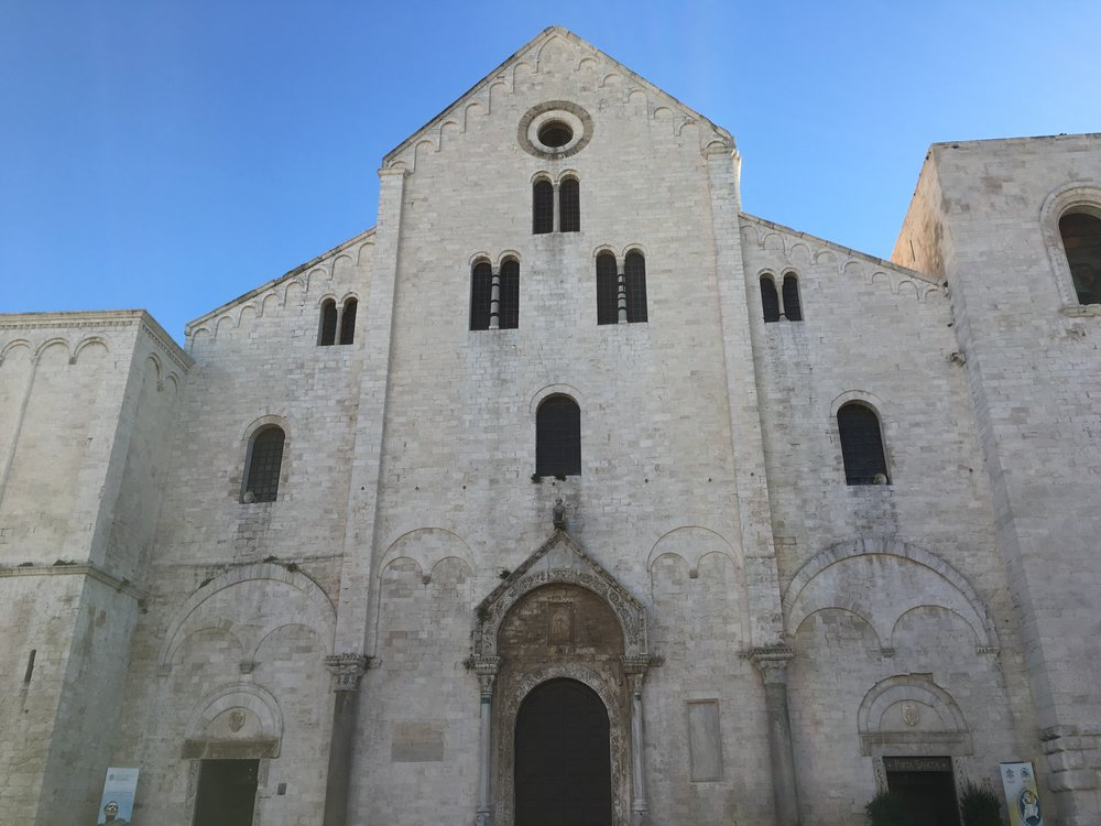 The Basilica di San Nicola