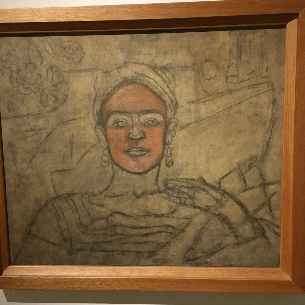 One of Frida's Sketches