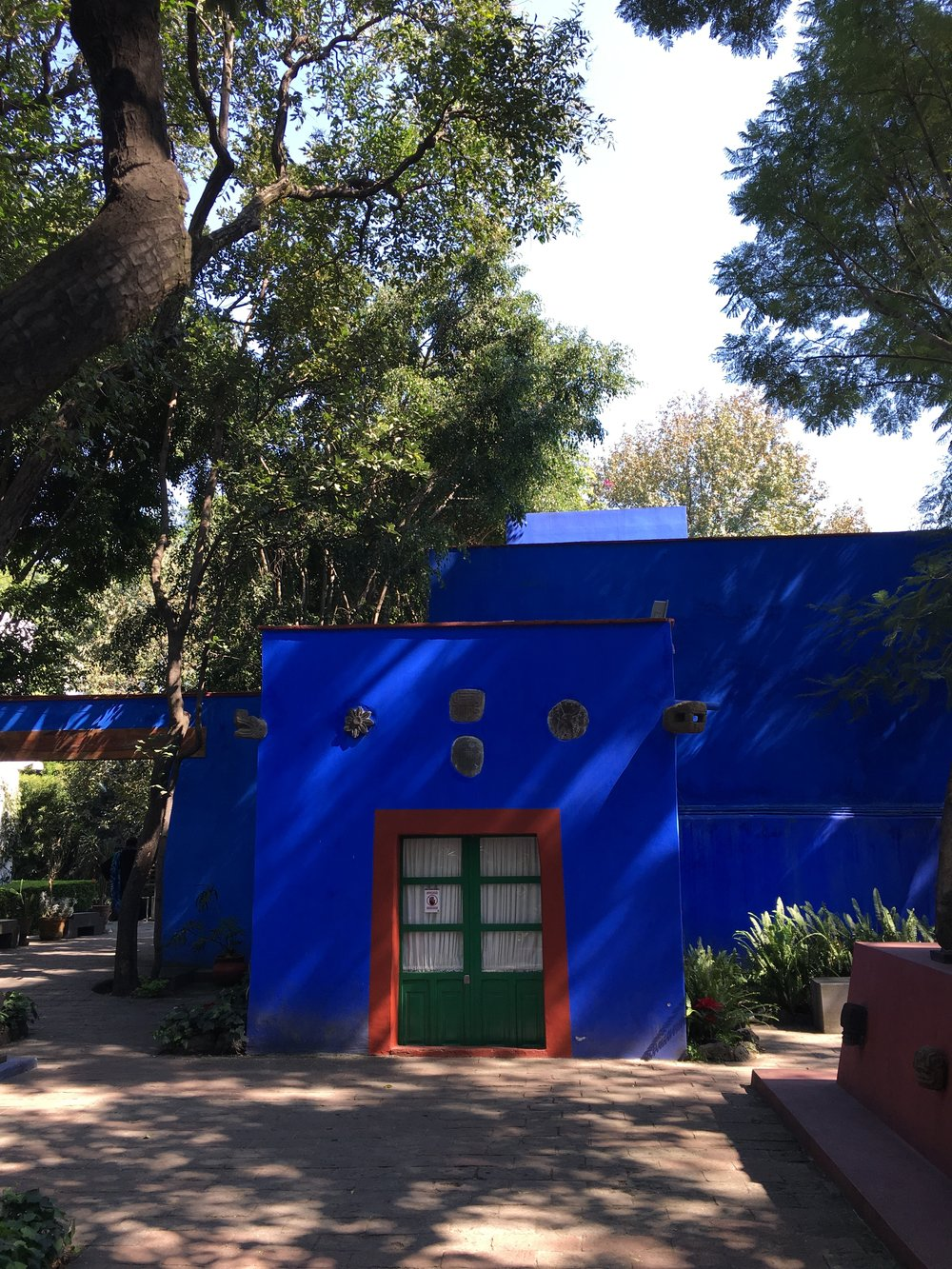 The Casa Azul de Frida Kahlo