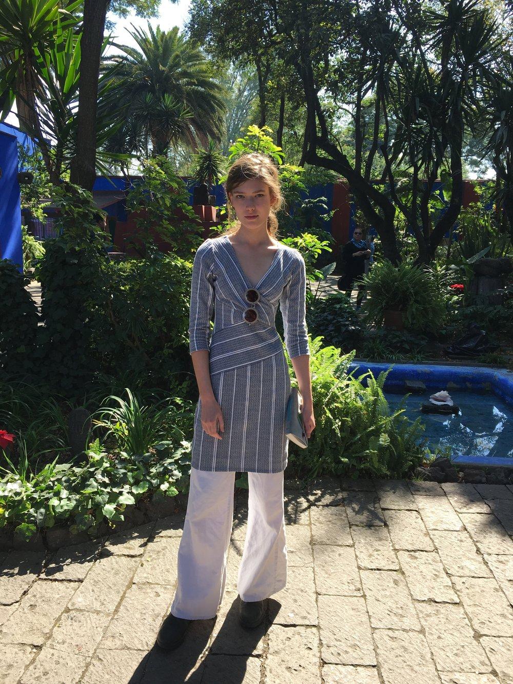 In Frida's Garden