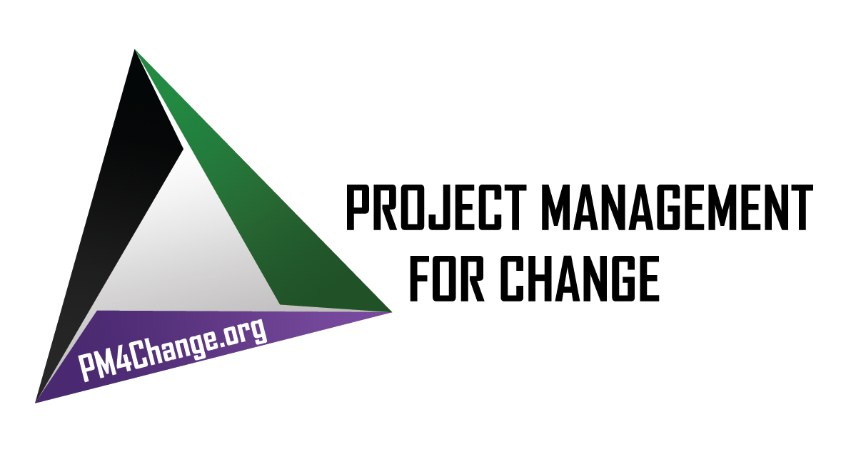 Project Management for Change