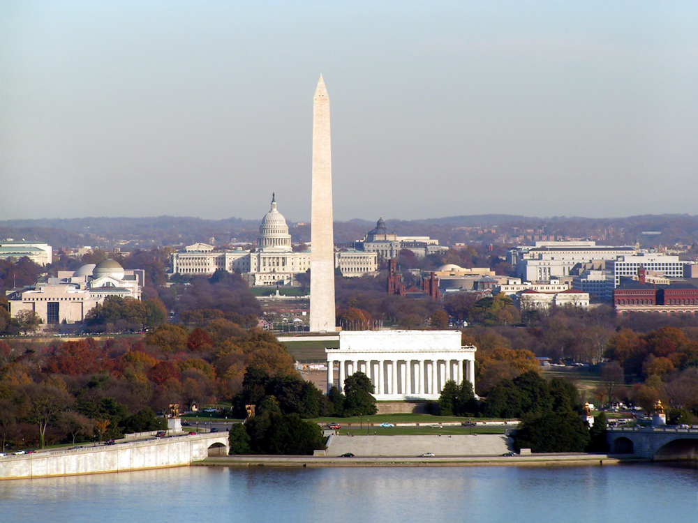Washington, D.C. Region 2018 -