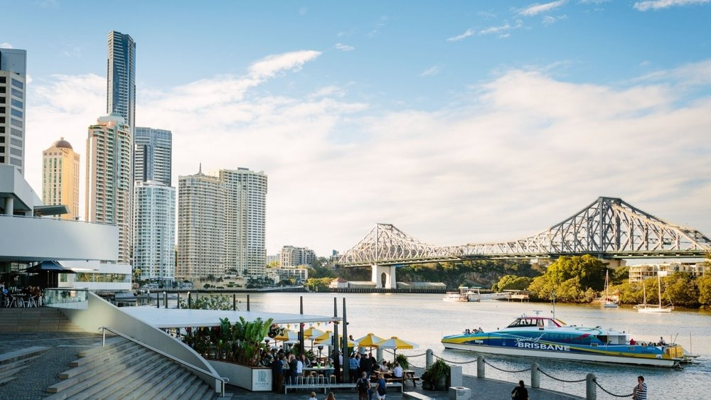 Queensland, Australia Region 2017 -