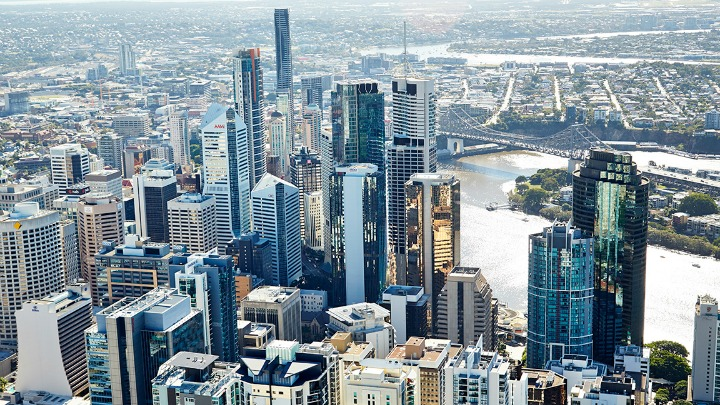 Queensland, Australia Region 2016 -