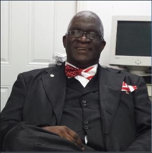 Pastor Ira Lightsey