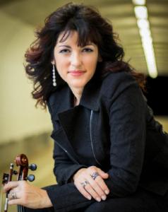 Lori Jean Smith, violinist