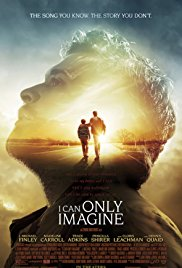 I Can Only Imagine - TempleBC Cinemas proudly presents an exclusive screening of the film I Can Only Imagine.It tells the story of Bart Millard, singer from the band MercyMe, who wrote the beloved song.The 2018-19 TCS Senior class will be providing the spaghetti meal.Donations would be greatly appreciated.Popcorn and tea will be provided.FREE tickets are available at the Welcome Center & in the church office.