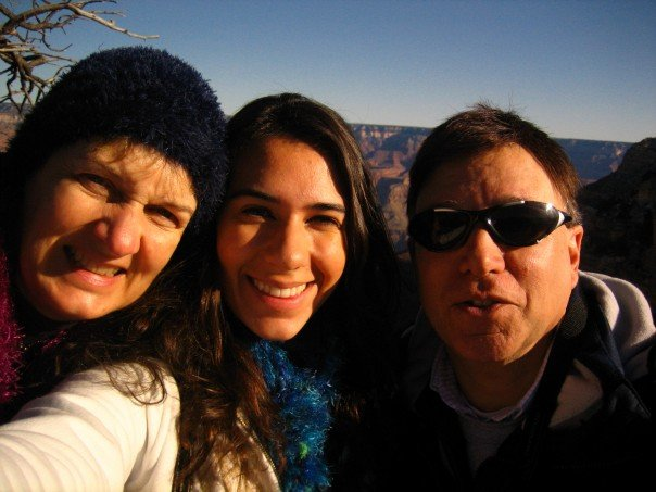 Just a family adventure to the Grand Canyon.