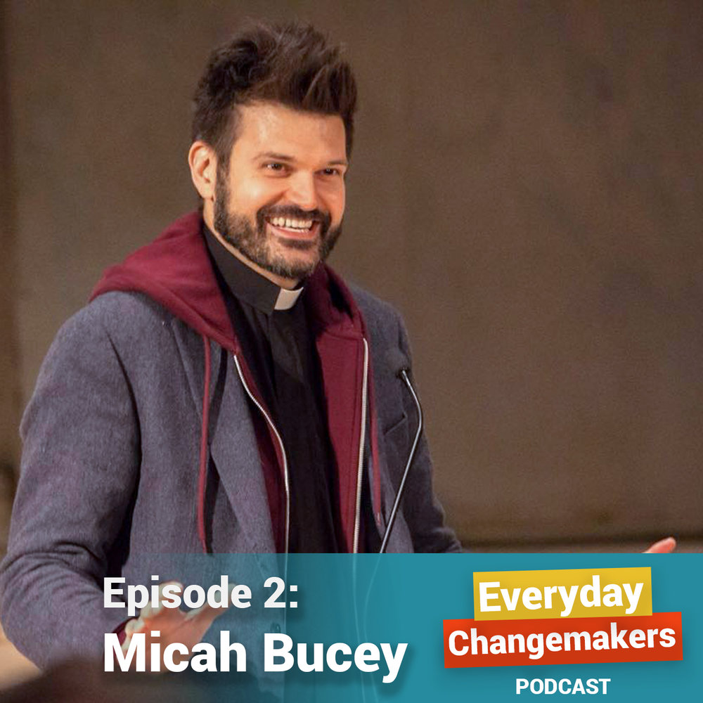 Saying YES To Yourself, Your Creative Voice, and Your Community - Rev. Micah Bucey is a minister at Judson Memorial Church in NYC. But he almost said no to ministry. We talk about his journey towards saying YES to himself, and how he practices saying YES in community. Our conversation spans Micah's work to support artists as modern-day prophets, his activism for immigration reform, and lessons from The Golden Girls in human relations. Bonus: You can download Finding Your Prophetic Voice: A Guided Meditation right here.