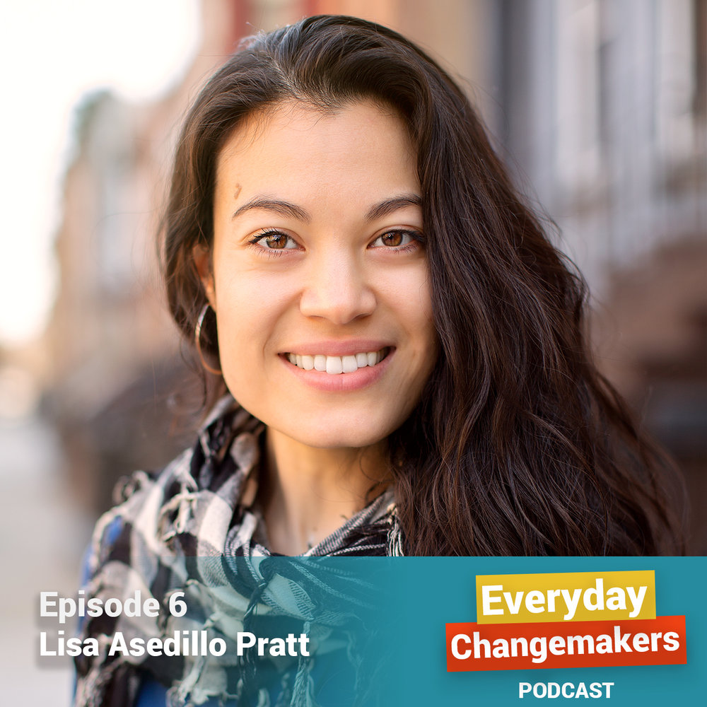 On Searching For Signs and Imagining New Worlds, Together - Lisa Asedillo Pratt is one of the co-founders and pastors at New Day Church in the Bronx, New York.  Lisa grew up wanting to belong to