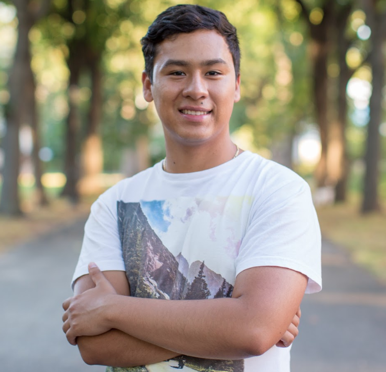 """Juan Moreno - When I got to college I had a lot of negative thoughts. I would tell myself, """"I don't deserve to be here."""" The stereotypes about my socio-economic background gave me the message that I wouldn't succeed at a prestigious university…"""