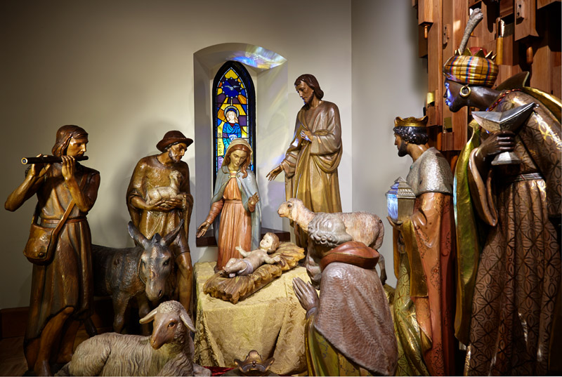 Cathedral Creche