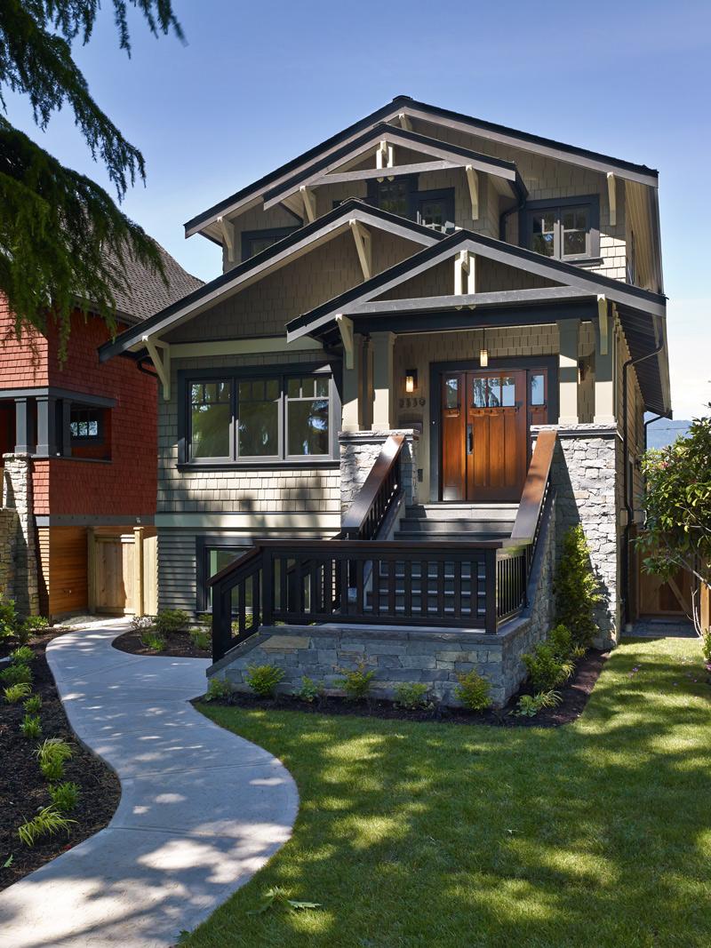Reid Eton Vancouver exterior