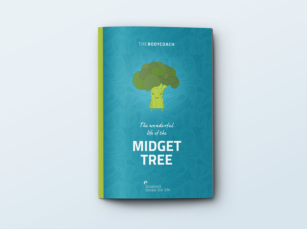 The Body Coach Midget Tree book
