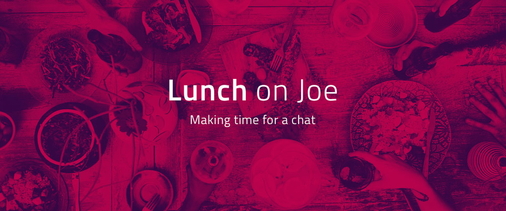 The Body Coach Lunch on Joe