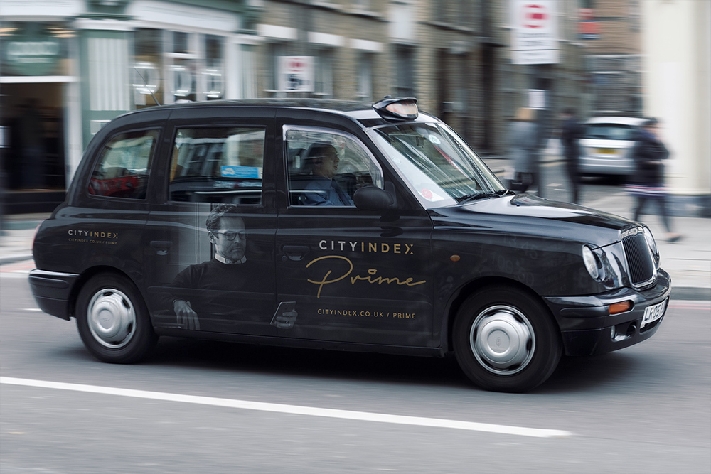 City Index Prime Taxi