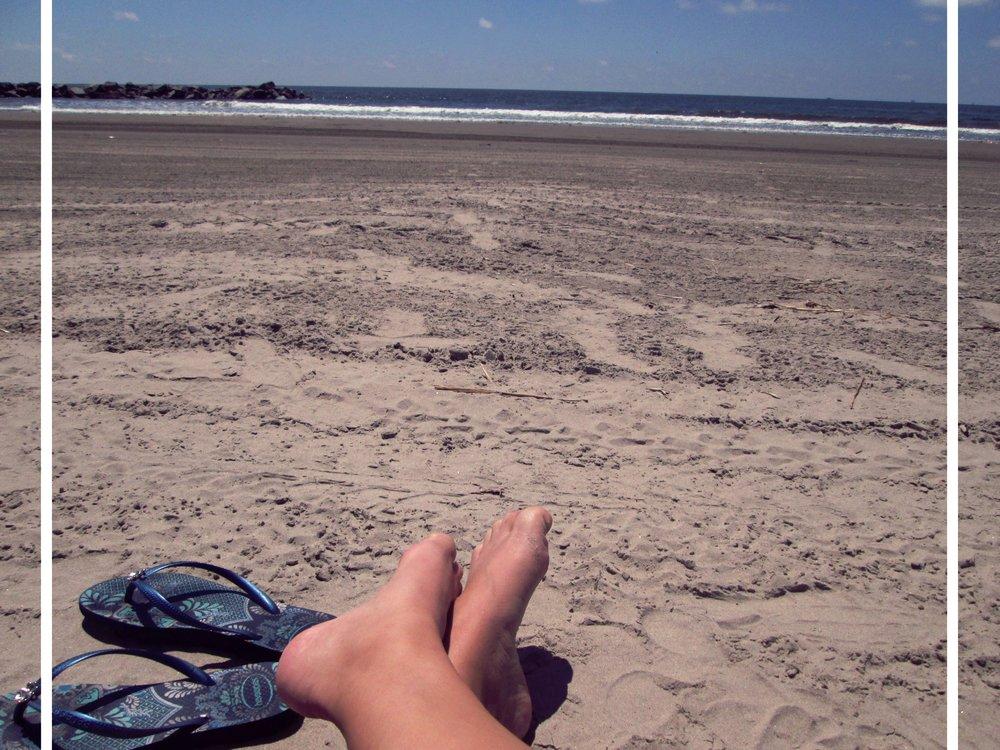 beach day...