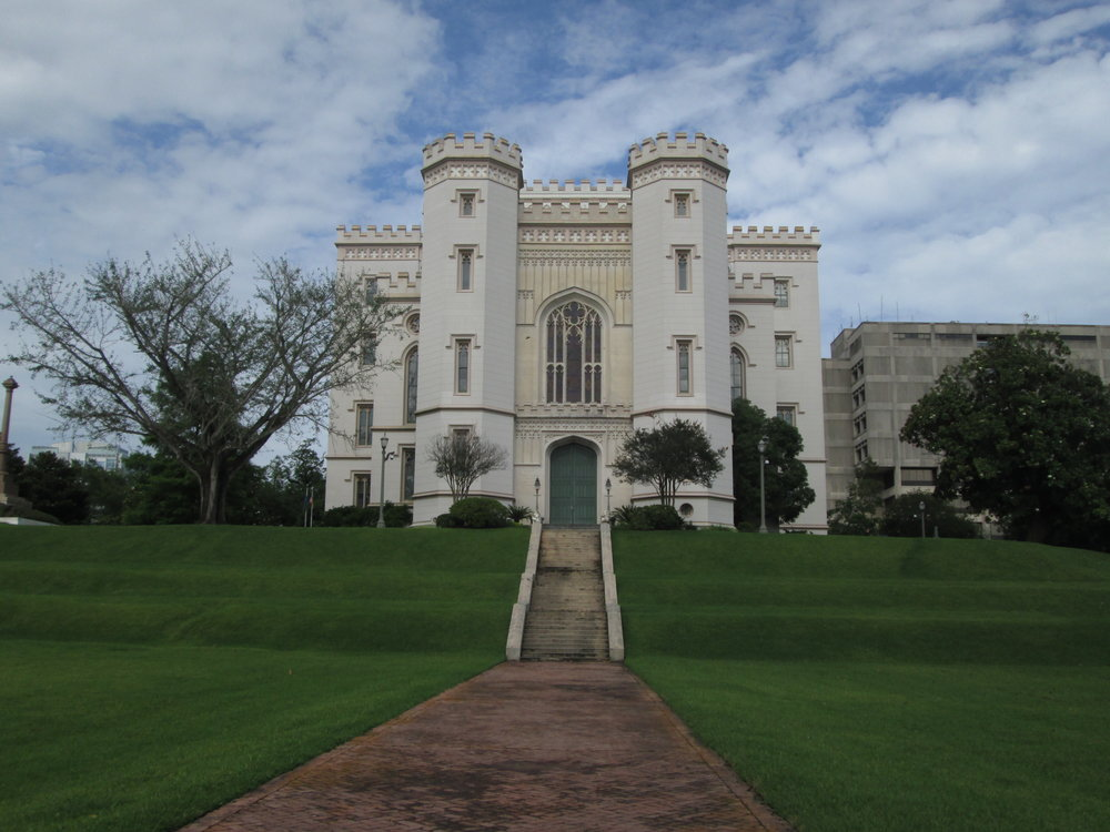 Louisiana Old State Capitol