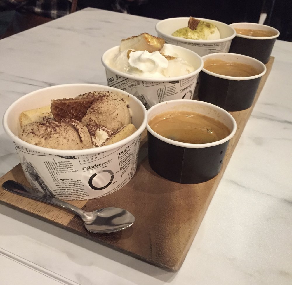 Drip Affogato Bar